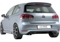 Achterskirt Volkswagen Golf VI 2008- GTi-Look (ABS)