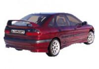 Carcept Achterbumperskirt Renault Laguna I (buitenste delen)