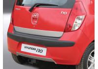 RGM Achterbumperskirt (Diffuser) Hyundai i10 2008-2011 - zilver (ABS)