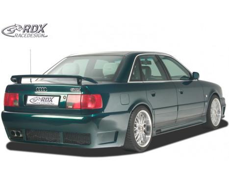 Achterbumper Audi 100/A6 C4 (GFK)