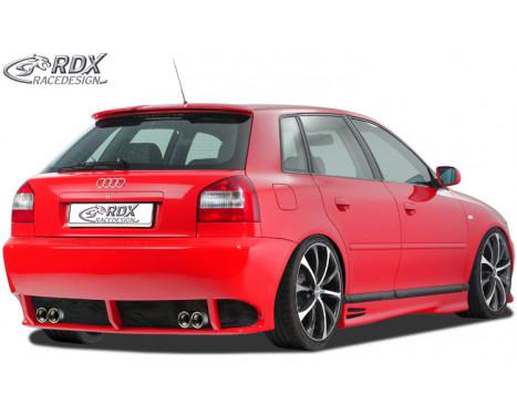 Achterbumper Audi A3 8L 1996-2003 'GT-Race' (GFK)