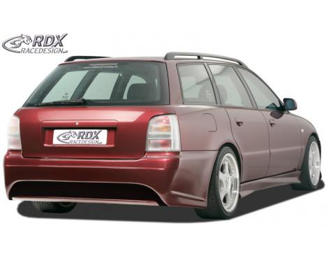 Achterbumper Audi A4 B5 Avant 1994-2001 'SingleFrame' (GFK)
