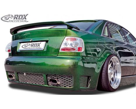 Achterbumper Audi A4 B5 Sedan 1994-2001 'GT-Race' (GFK)