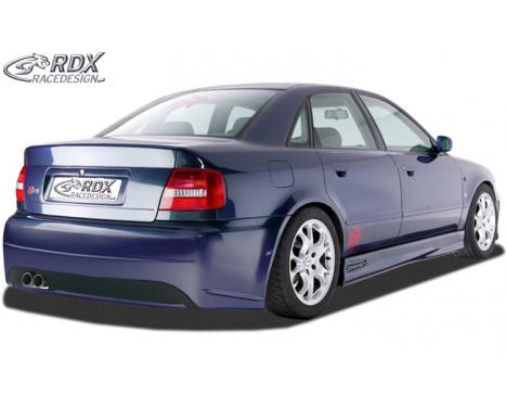Achterbumper Audi A4 B5 Sedan 1994-2001 'SingleFrame' (GFK)