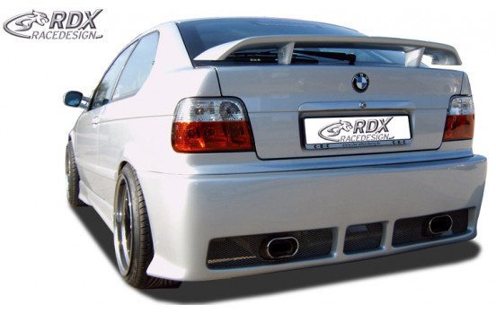 Achterbumper BMW 3-Serie E36 excl. Compact 'GT-Race' (GFK)