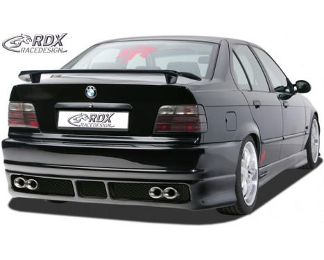 Achterbumper BMW 3-Serie E36 excl. Compact 'GT4' (GFK)