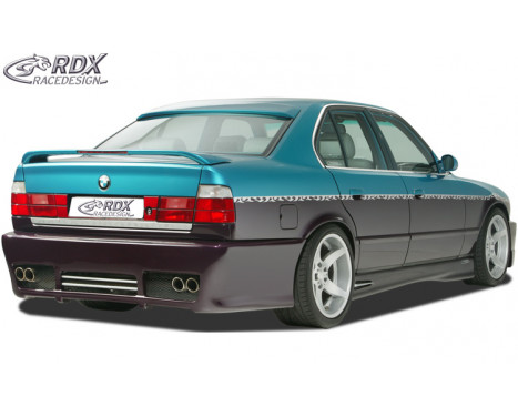 Achterbumper BMW 5-Serie E34 Sedan/Touring 'GT4' (GFK)
