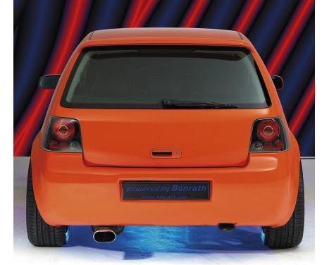 Bonrath Achterbumper 'Clean' Volkswagen Golf IV 3/5-deurs 1998-2005 (ABS)