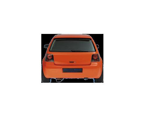 Bonrath Achterbumper 'Clean' Volkswagen Golf IV 3/5-deurs 1998-2005 (ABS), Afbeelding 2