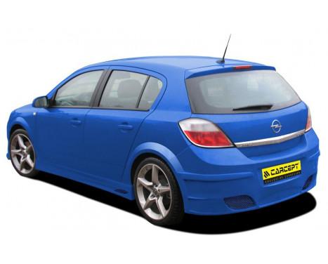 Carcept Achterbumper Opel Astra H 5-deurs 2003-