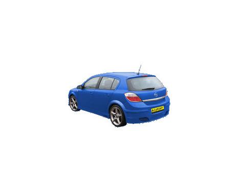 Carcept Achterbumper Opel Astra H 5-deurs 2003-, Afbeelding 2