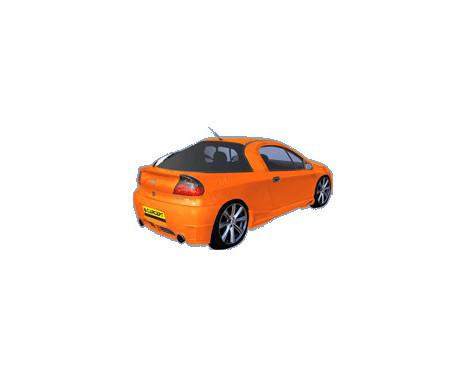Carcept Achterbumper Opel Tigra A 'Basic', Afbeelding 2