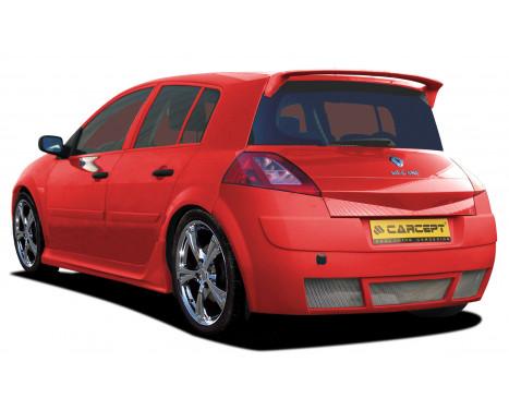 Carcept Achterbumper Renault Megane II 2002-2008, Afbeelding 2
