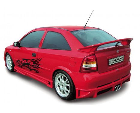 Carzone Achterbumper Opel Astra G HB 3/5-deurs 1998- 'Estrada'
