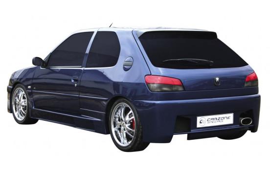 Carzone Achterbumper Peugeot 306 HB 3/5-deurs 'Vega'
