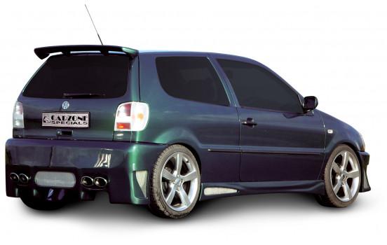 Carzone Achterbumper Volkswagen Polo 6N 1994-1999 'Tusk'