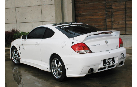 Chargespeed Achterbumper Hyundai Coupe GK 2002- (FRP)