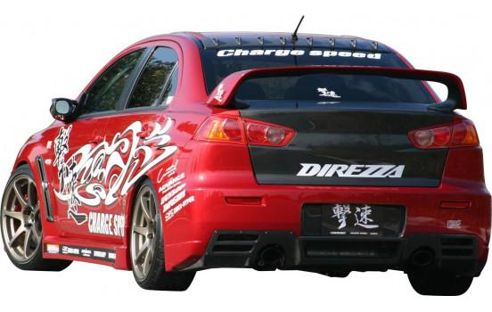Chargespeed Achterbumper Mitsubishi Lancer Evo X CZ4A (FRP)