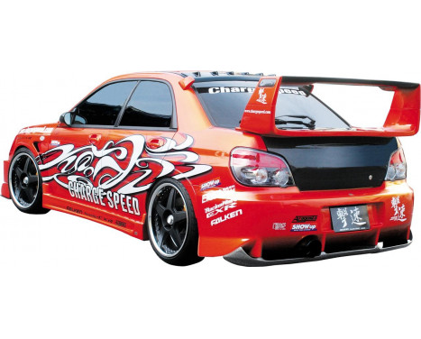 Chargespeed Achterbumper Subaru Impreza GD# (C/D/E/F/G) Type2