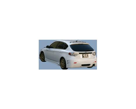 Chargespeed Achterbumper Subaru Impreza GH2/3/6/7/8 9/2007- (FRP), Afbeelding 3