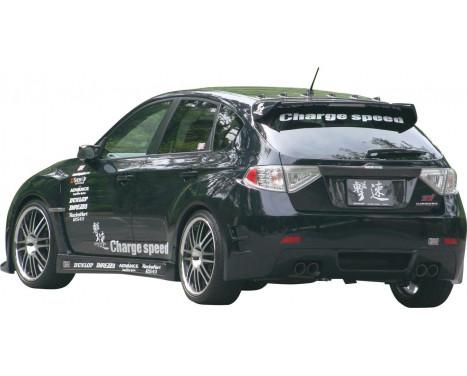Chargespeed Achterbumper Subaru Impreza WRX STi 2008- Type 2 (FRP)