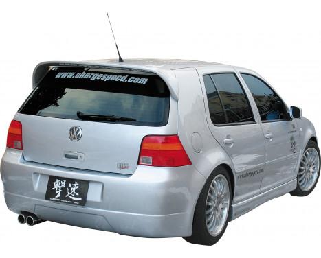 Chargespeed Achterbumper Volkswagen Golf IV (FRP), Afbeelding 2