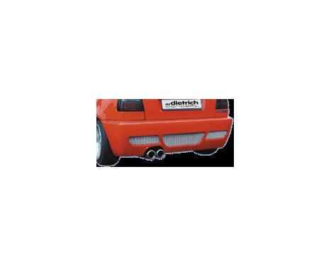 Dietrich Achterbumper Volkswagen Golf III 1991-1997, Afbeelding 2