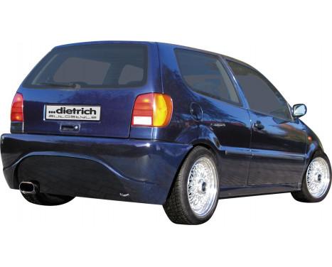 Dietrich Achterbumper Volkswagen Polo 6N 1994-1999 'Xtreme'