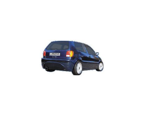 Dietrich Achterbumper Volkswagen Polo 6N 1994-1999 'Xtreme', Afbeelding 2