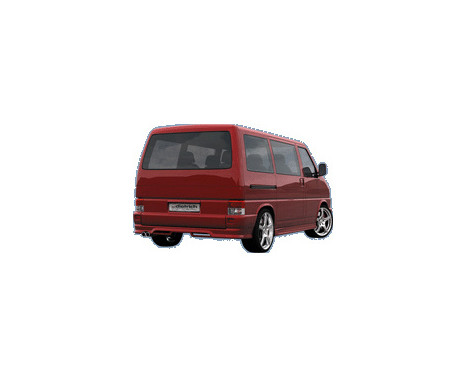 Dietrich Achterbumper Volkswagen Transporter T4 (alle modellen), Afbeelding 2