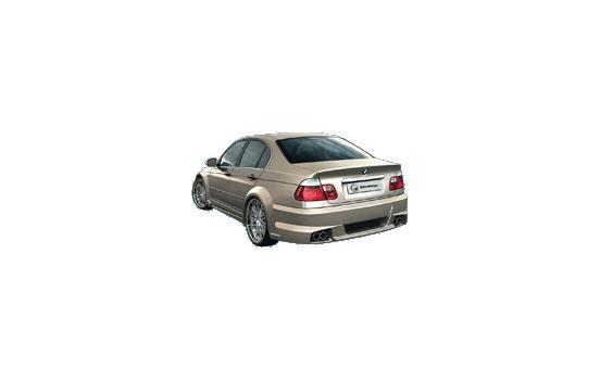 IBherdesign Achterbumper BMW 3-Serie E46 Sedan 'Cosmic'