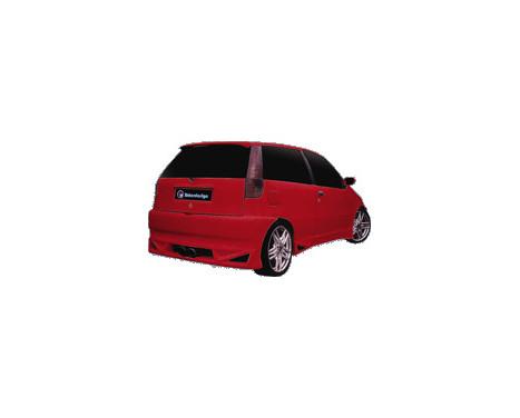 IBherdesign Achterbumper Fiat Punto I 1993-1999 'Extreme', Afbeelding 2