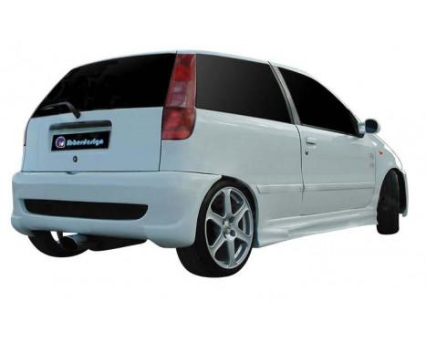 IBherdesign Achterbumper Fiat Punto MK1 1993-1999 'Diablo'