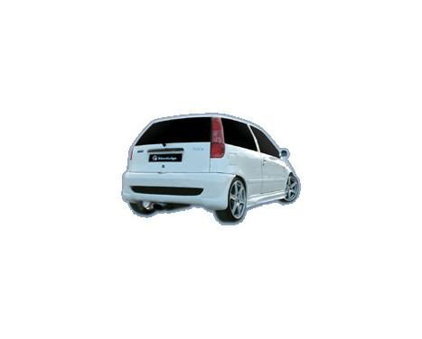 IBherdesign Achterbumper Fiat Punto MK1 1993-1999 'Diablo', Afbeelding 2