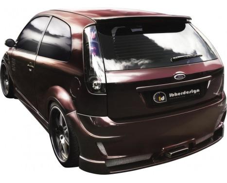 IBherdesign Achterbumper Ford Fiesta VI 2002- 'Riot'