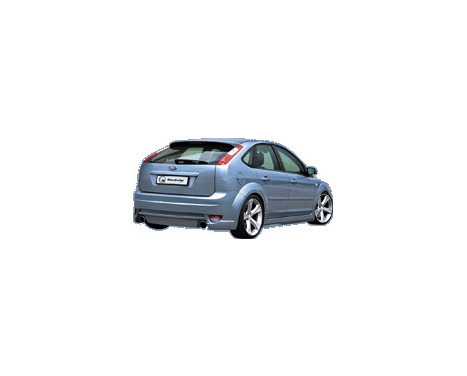 IBherdesign Achterbumper Ford Focus II 3/5-deurs 2005- 'Mentor'
