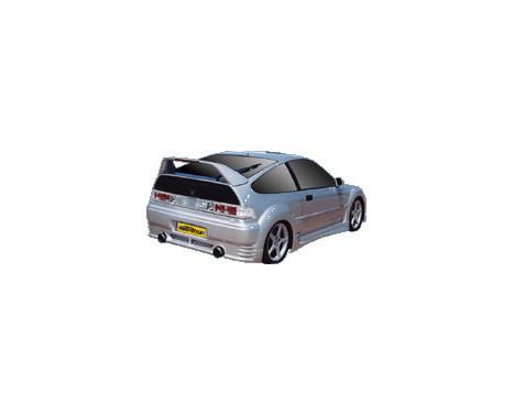 IBherdesign Achterbumper Honda CRX 1988-1992 'Predator Maxi'