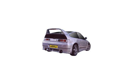 IBherdesign Achterbumper Honda CRX 1988-1992 'Predator'