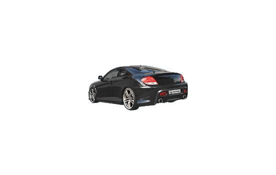 IBherdesign Achterbumper Hyundai Coupe 2002- 'Outlaw'
