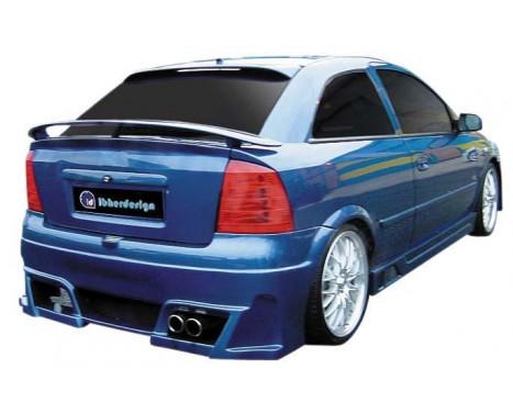 IBherdesign Achterbumper Opel Astra G 3/5-deurs 'Samurai'