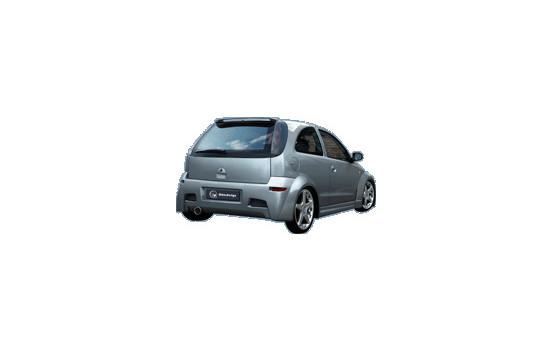 IBherdesign Achterbumper Opel Corsa C 2000-2003 'Hypnosis'
