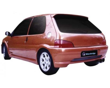 IBherdesign Achterbumper Peugeot 106 MKII 1996- 'Mirage'