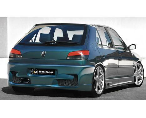 IBherdesign Achterbumper Peugeot 306 'Voltage'