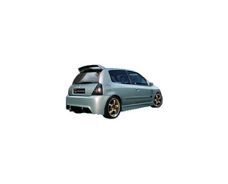 IBherdesign Achterbumper Renault Clio II/III 6/1998- 'Kombat Evo', Afbeelding 2