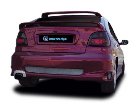 IBherdesign Achterbumper Renault Megane Coupe -2002 'Tribute' incl. gaas