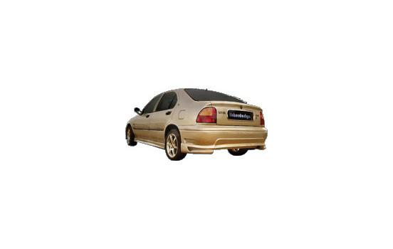 IBherdesign Achterbumper Rover 400 1995- 5-deurs 'Zeus'