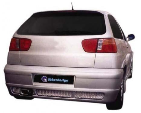 IBherdesign Achterbumper Seat Ibiza 1999-2002 'Eclipse' incl. gaas