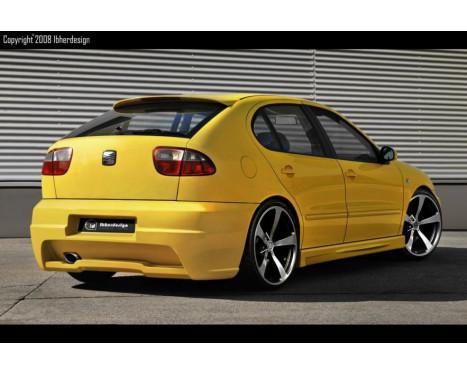 IBherdesign Achterbumper Seat Leon 1M 1999-2005 'Veleta'