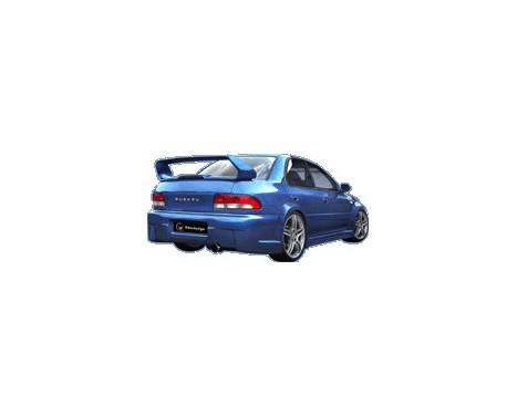 IBherdesign Achterbumper Subaru Impreza 1995-2001 'Mazther'