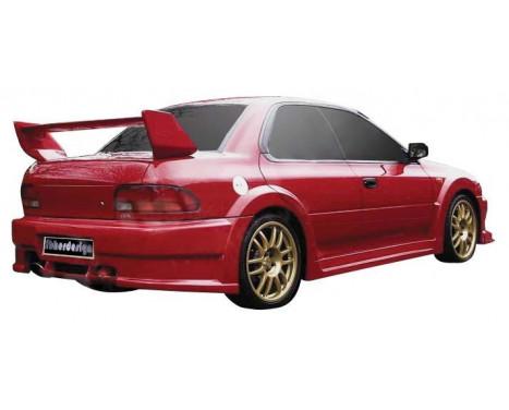 IBherdesign Achterbumper Subaru Impreza 1995-2001 'Storm'
